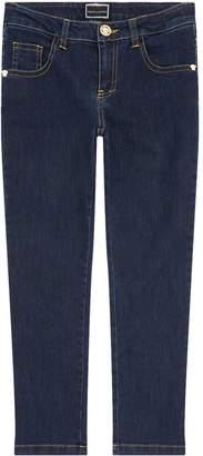 Versace Medusa Stud Jeans