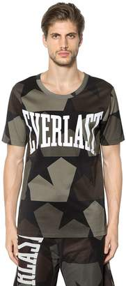 Ports 1961 Everlast Cotton Printed Logo T Shirt