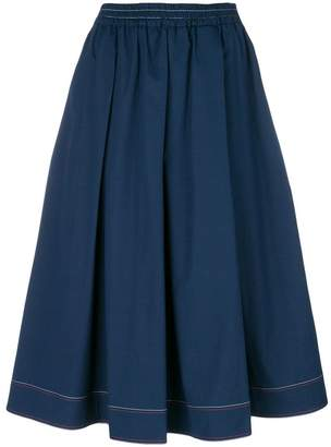 Fay midi full skirt