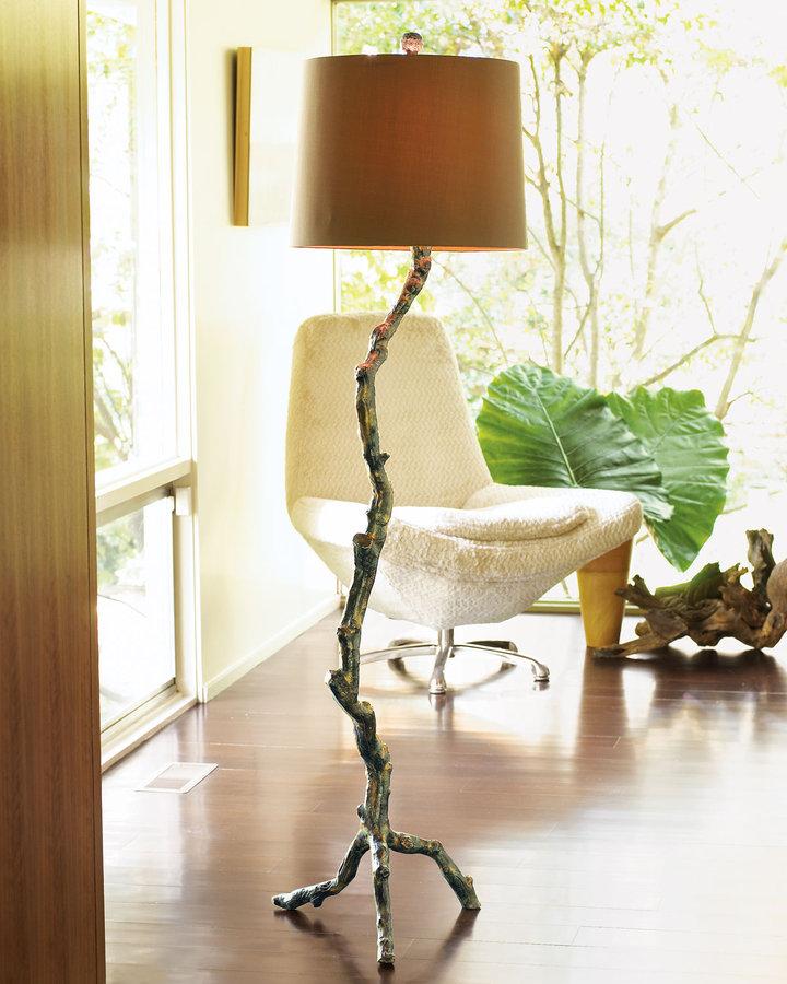 John-Richard Collection Bare Branch Floor Lamp