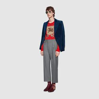 Gucci Wool pant