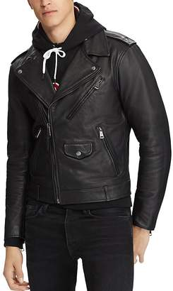 Polo Ralph Lauren Leather Biker Jacket