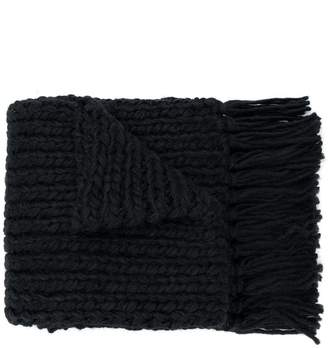 Saint Laurent oversized scarf