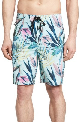 Men's Hurley Phantom Jjf Maps Recycled Board Shorts $65 thestylecure.com