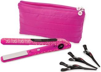 Chi Smart GEMZ Volumizing Hairstyling Iron w/Clips&Bag