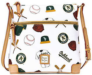 Dooney & Bourke MLB Athletics Crossbody