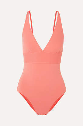 Eres Le Essentiels Larcin Swimsuit - Coral