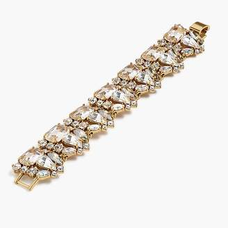 J.Crew Glass bead bracelet