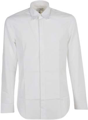 Maison Margiela Concealed Front Closure Shirt