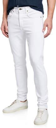 Rag & Bone Men's Fit 1 Slim-Skinny Broken Twill Jeans