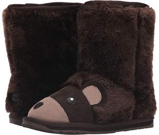 Emu Brown Bear Kids Shoes