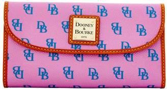 Dooney & Bourke Gretta Continental Clutch