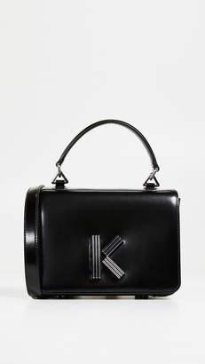 Kenzo Klasp Crossbody Bag