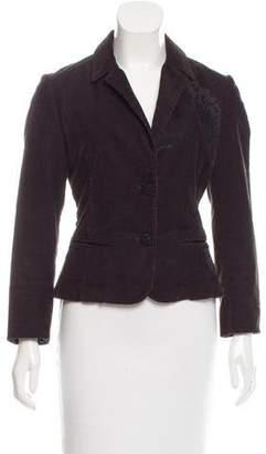 Missoni Corduroy Notch-Lapel Jacket