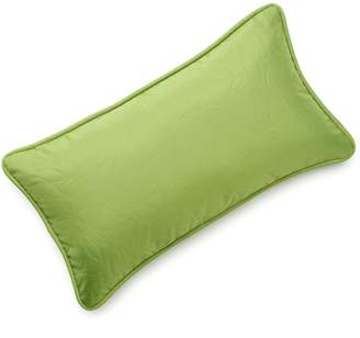 Edie Inc. Sonic Leaf Indoor Outdoor Quilted Decorative Pillow - 13'' x 20''