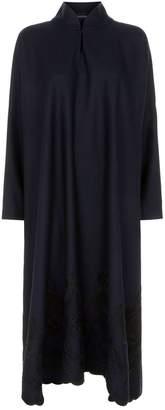 eskandar Embroidered Dress