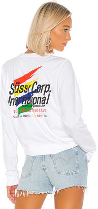 Stussy Int. Corp. Tee