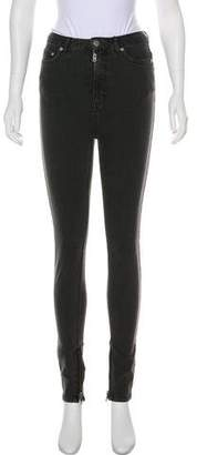 BLK DNM High-Rise Skinny Jeans w/ Tags