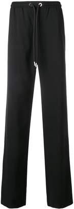 Les Hommes Urban drawstring track trousers
