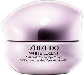 Shiseido Women's White Lucent Anti-Dark Circles Eye Cream