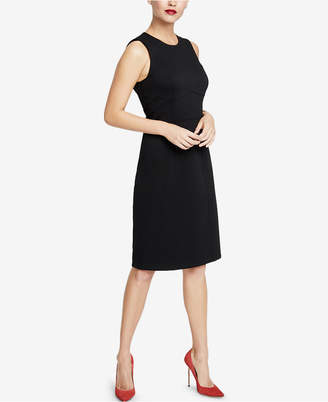 Rachel Roy Anabell Seamed Sheath Dress