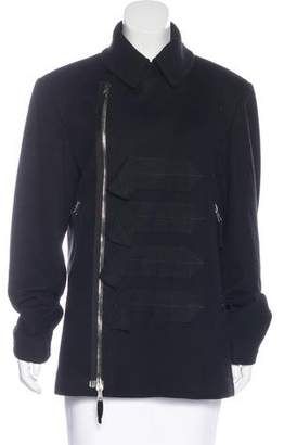 John Galliano Virgin Wool & Cashmere-Blend Jacket