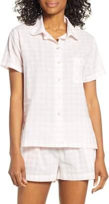 Papinelle Gingham Short Pajamas