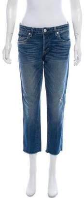 Amo Mid-Rise Boyfriend Jeans