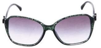 Chanel CC Bow Sunglasses