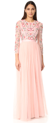 Needle & Thread Meadow Gown $449 thestylecure.com