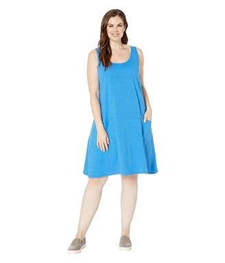 d4b2101205d Fresh Produce Extra Fresh by Plus Size Drape Dress