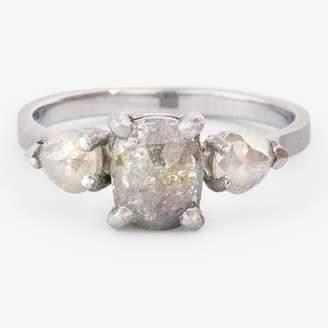 Yin & Yang Dawes Design Natural Diamond Ring White Gold