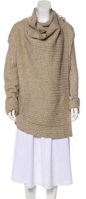 Inhabit Wool Blend Knit Sweater