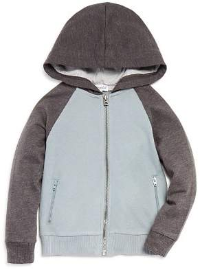 Splendid Boys' Color-Block Zip Hoodie - Little Kid