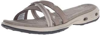 Columbia Women's Inagua Vent Slide Sandal $19.92 thestylecure.com