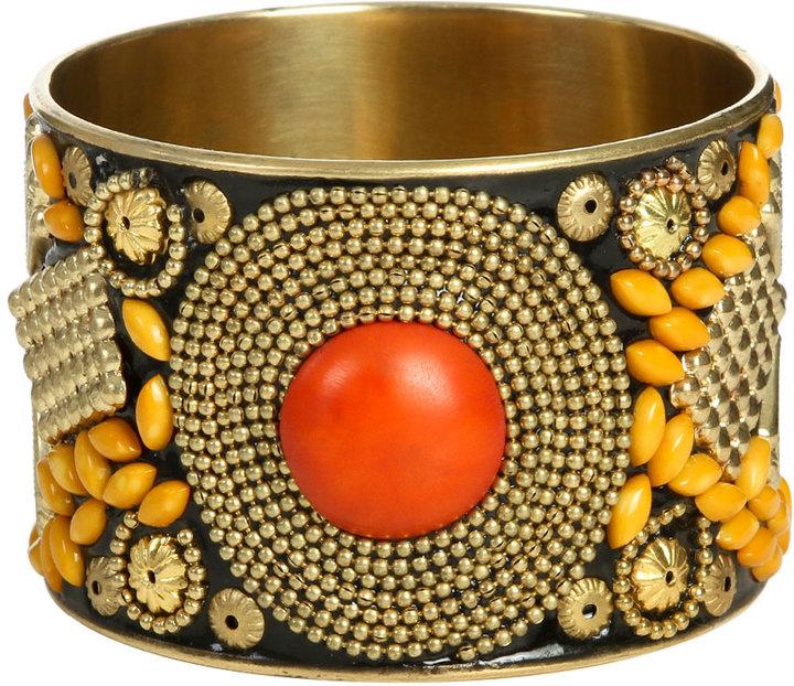 Arden B Ornate Beaded Bangle