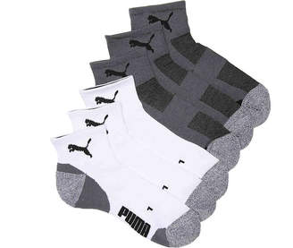 Puma CoolCell Ankle Socks - 6 Pack - Men's
