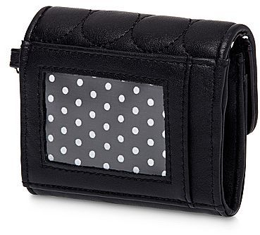 Lulu by Guinness® Dotted Line Small Wallet