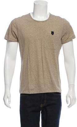 Shipley & Halmos Striped Crew Neck T-Shirt
