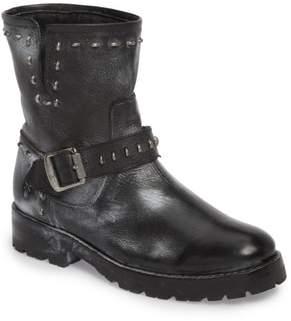 Frye Natalie Rebel Studded Engineer Boot