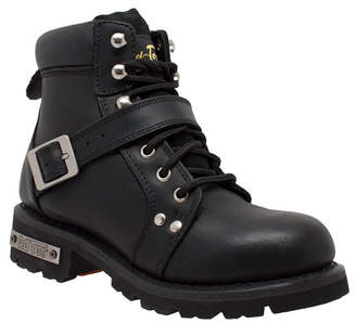 "AdTec RideTec Women 6"" Lace Zipper Boot Women Shoes"