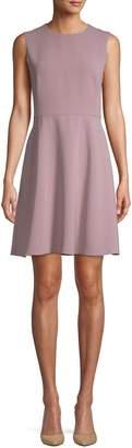 Theory Sleeveless Skater Dress
