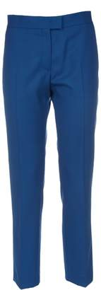 Paul Smith Slim Fit Wool-hopsack Trousers