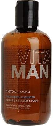 Vitaman Men's Face & Body Cleanser