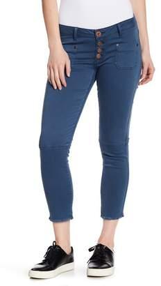 One Teaspoon Supr Duper Patch Pocket Cropped Pants