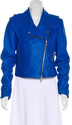 Jason Wu Leather Biker Jacket