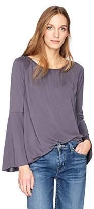 Olive + Oak Olive & Oak Women's Concord Bell Sleeve Top