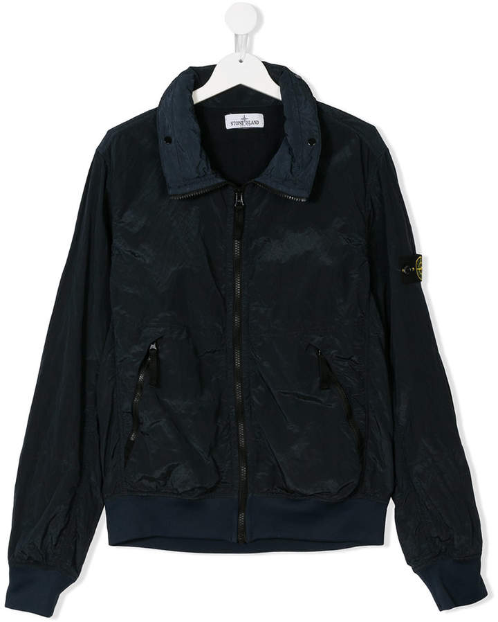 Stone Island Junior TEEN lightweight jacket