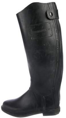 Burberry Round-Toe Rainboots