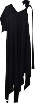 Valentino Long Draped Dress